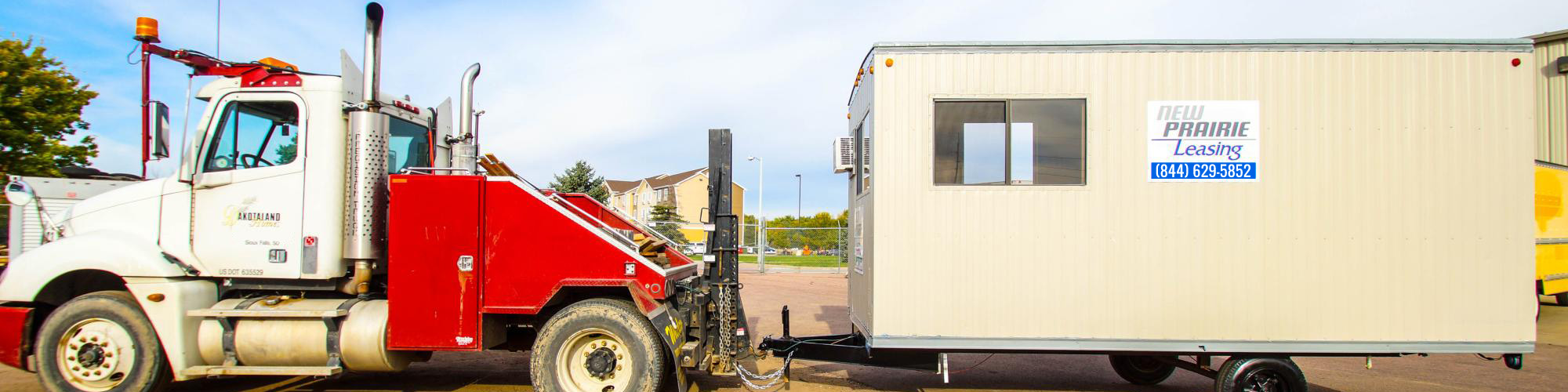 Office Trailer Rentals Mobile Construction Offices Sioux Falls Sd